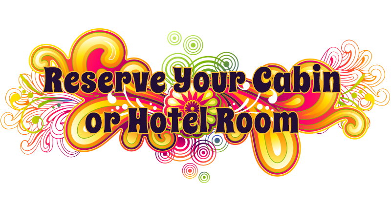 Reserve your Cabin/Hotel to For the Funk of It Music Festival