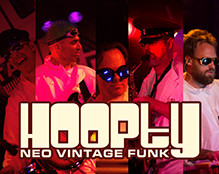 Hoopty Funk at For the Funk of It 2016