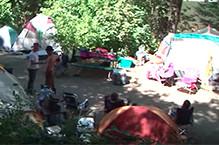 Camping in BeldenTown
