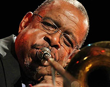 Fred Wesley at For the Funk of It 2016