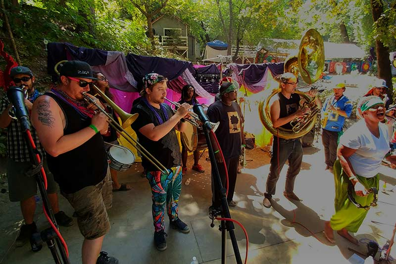 City of Trees Brass Band